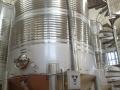 Depositos bodega vinos de La Mancha