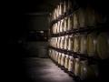 Sala de barricas Bodega vinos DO La Mancha 1