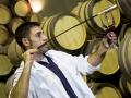 Sala de barricas Bodega vinos DO La Mancha 7