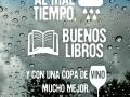 Al mal tiempo , buenos libros