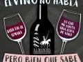 el vino no habla