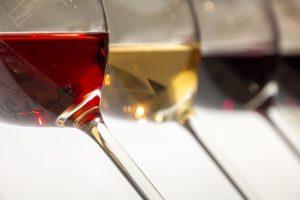 Variedades de vino para maridaje con jamón