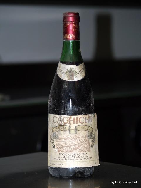 botella de cachichi