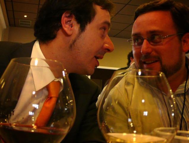 los coloquios del vino
