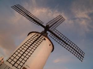 Gigante de La Mancha