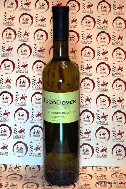 Zocodover Sauvignon Blanc joven