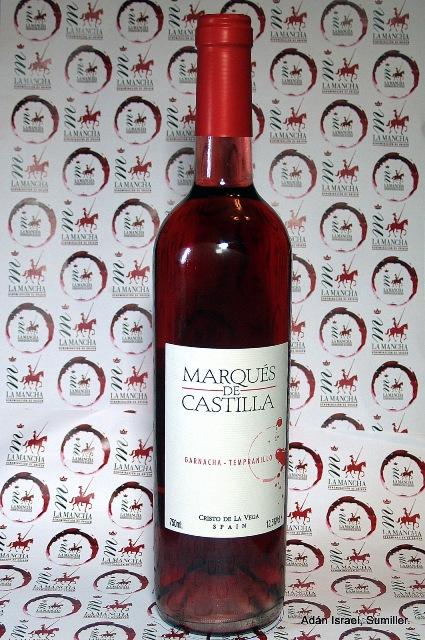 Marqués de Castilla rosado joven