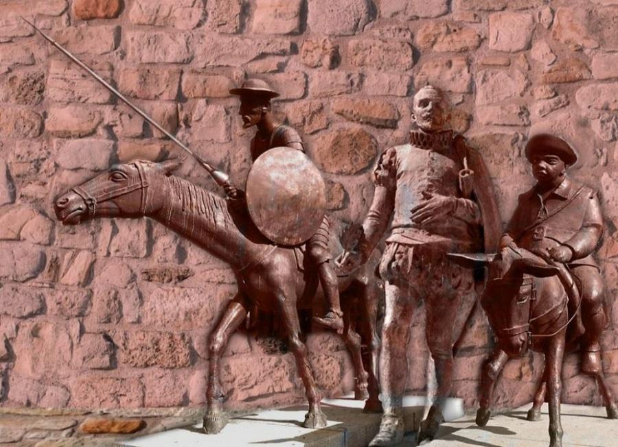 La Mancha, comarca por excelencia de El Quijote