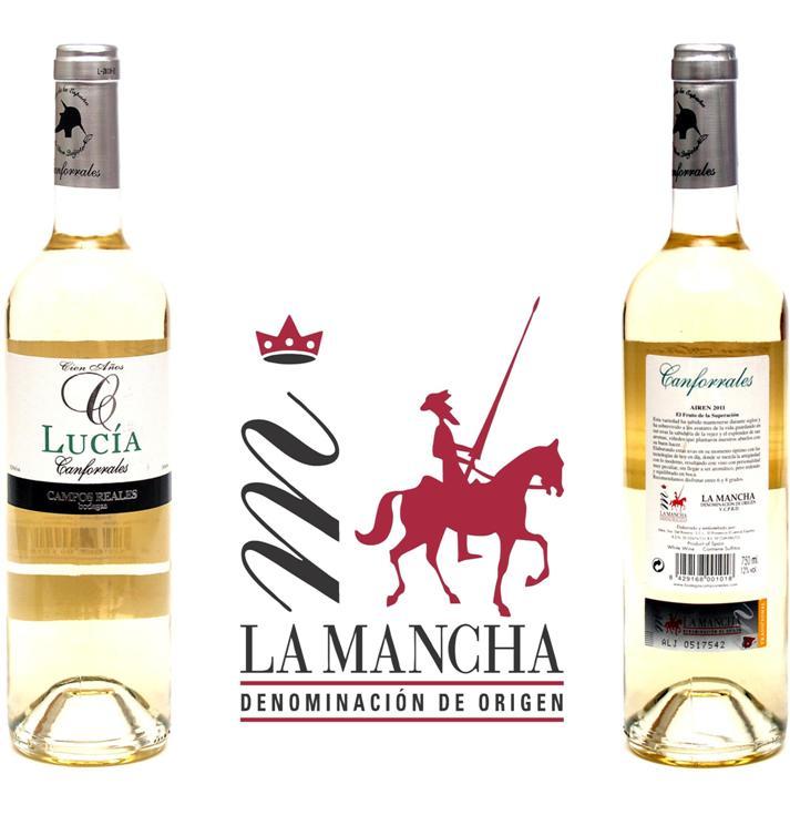 Canforrales Lucía Airén
