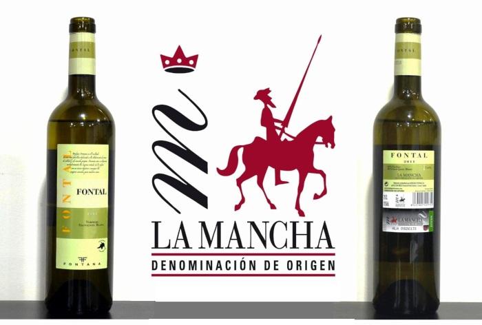 Fontal Verdejo y Sauvignon blanc