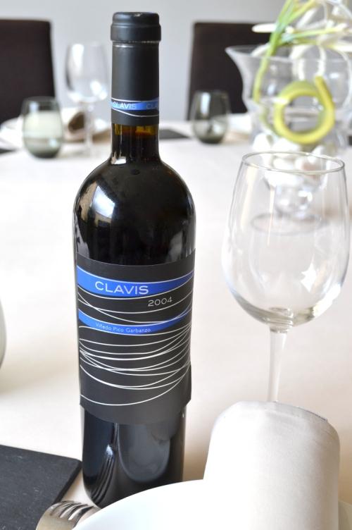 Botella CLAVIS 04