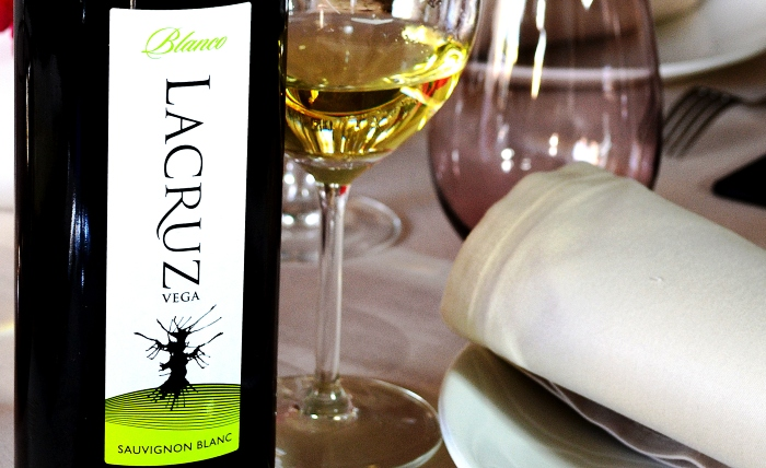 Lacruz Vega Sauvignon Blanc joven