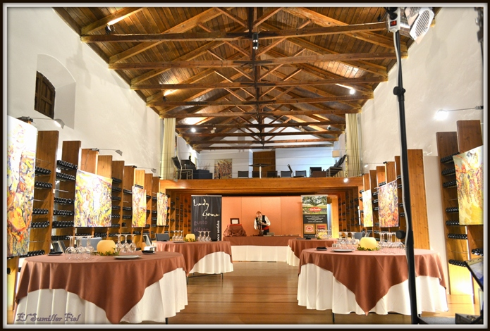 Catering en Bodegas Naranjo 2