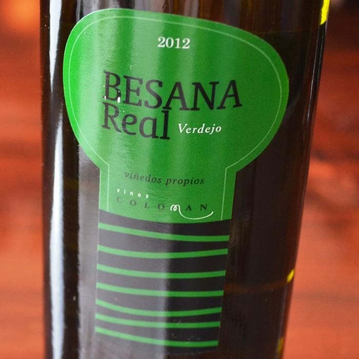 Besana Real Verdejo Denominación de Origen La Mancha
