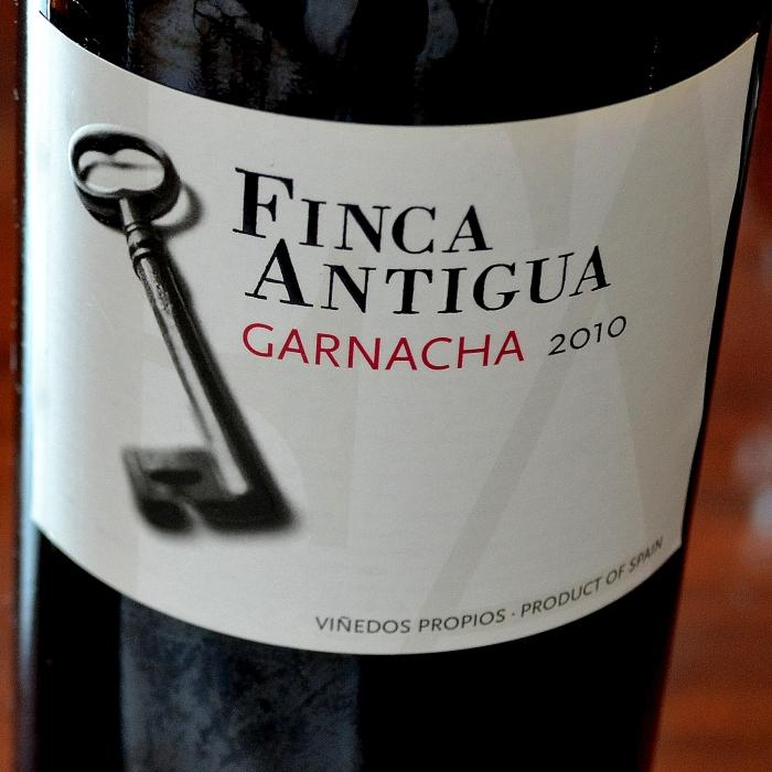 Finca Antigua Garnacha 2010 Denominación de Origen La Mancha