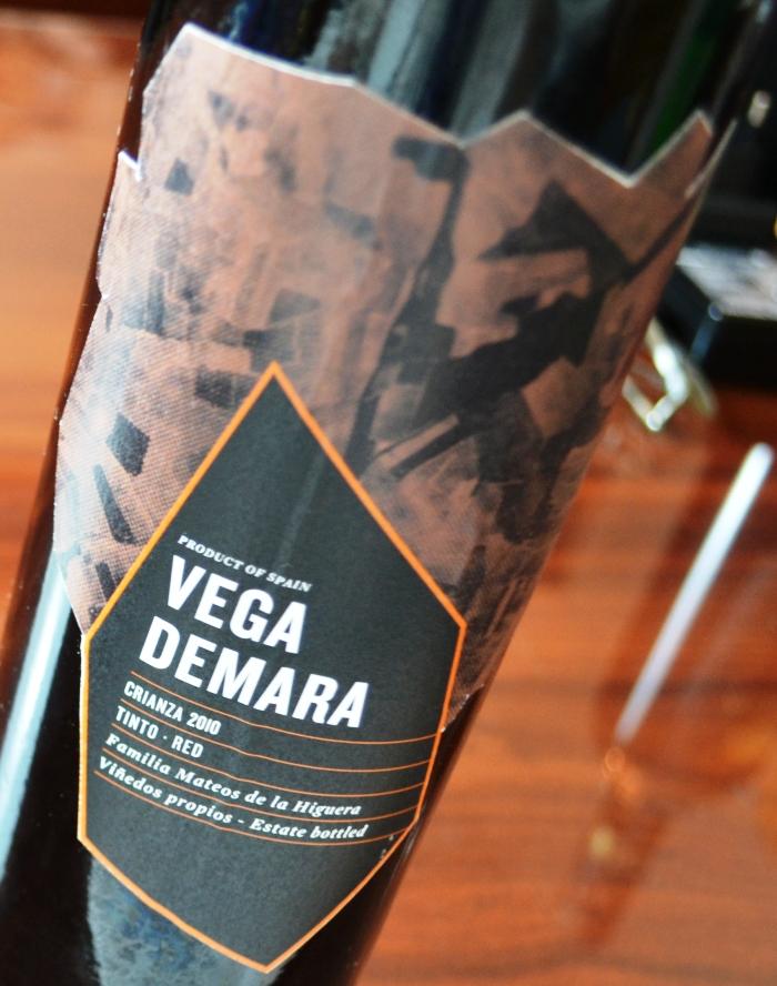 Vega de Mara Crianza Denominación de Origen La Mancha