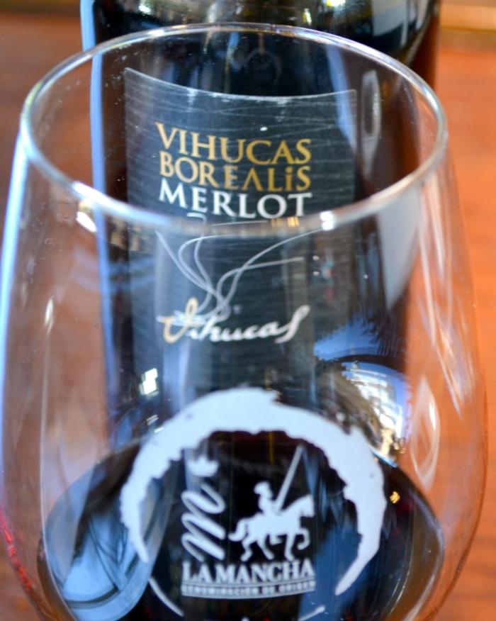 Vihucas Borealis Merlot Denominación de Origen La Mancha