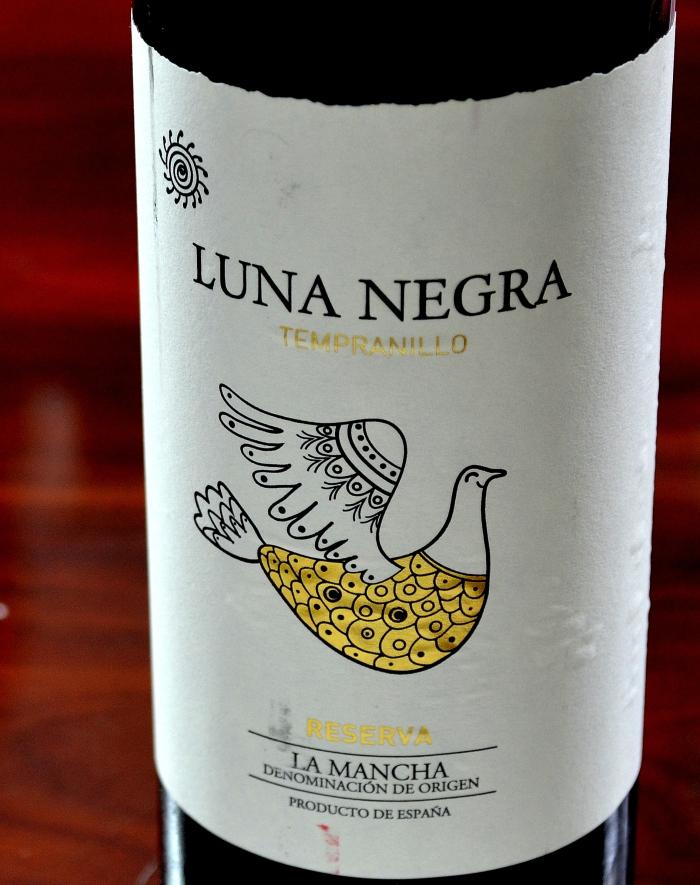 Luna Negra D.O. La Mancha
