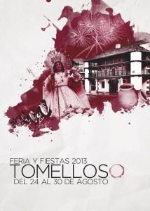 Tomelloso.cartel Feria 2013