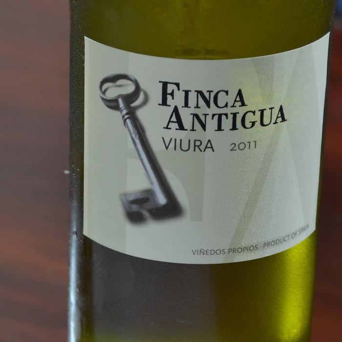 Finca Antigua Viura 2011 D.O. La Mancha