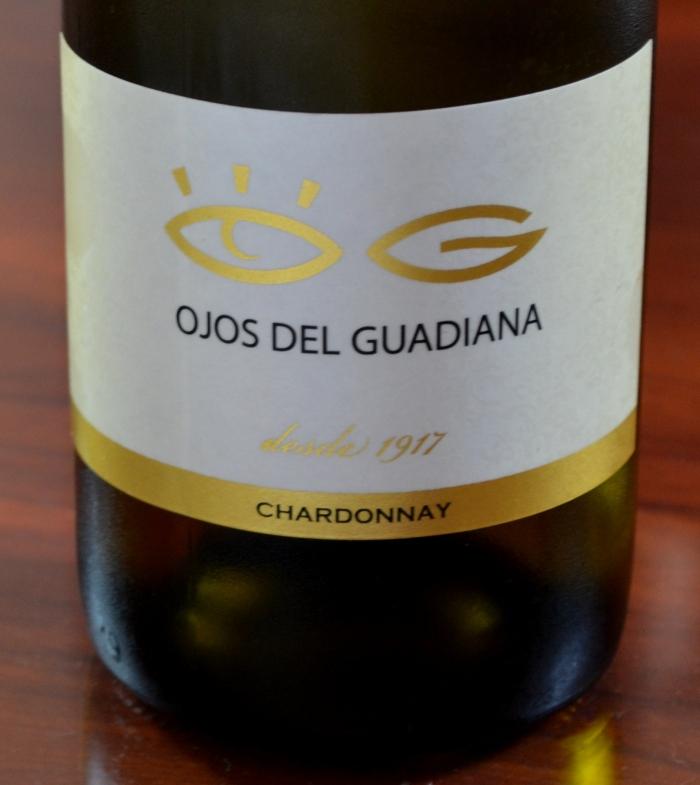 Ojos del Guadiana Chardonnay 2012