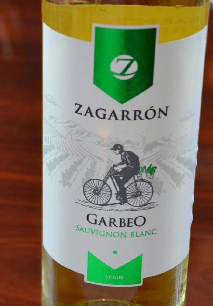botella Zagarrón Garbeo