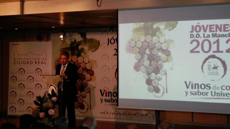 Presentacion vinos jovenes DO La Mancha