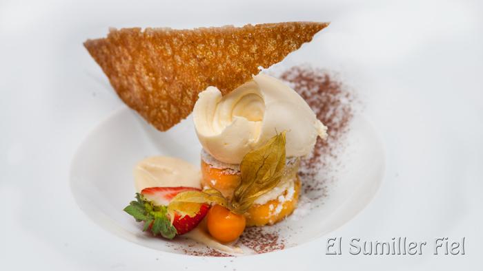 tarta-de-mazapán-y-helado