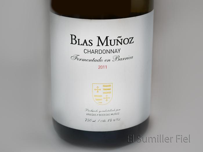 Blas-Muñoz-Chardonnay-Denominación-de-Origen-La-Mancha