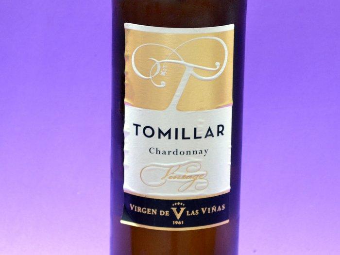 tomillar chardonnay 2013
