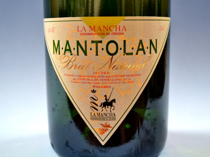 mantolan brut natural