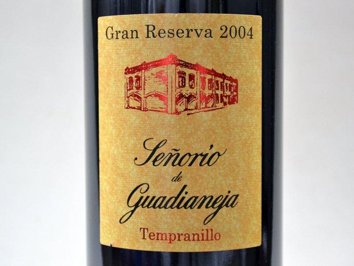 Señorio de Guadianeja Gran Reserva 2004