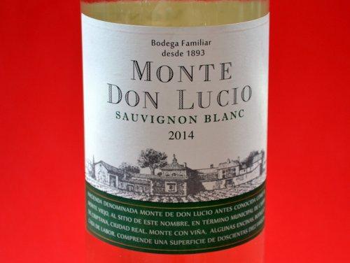 Monte Don Lucio Sauvignon Blanc 2014