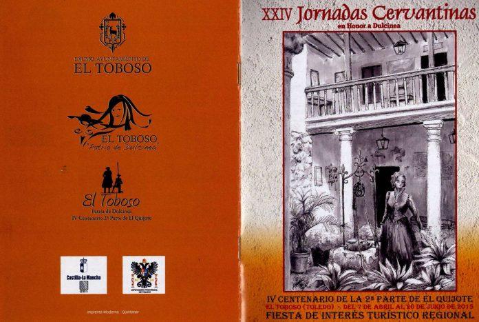 Programa Jornadas cervantinas
