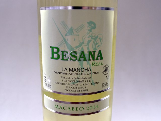 besana real macabeo 2014