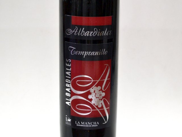 Albardiales Tempranillo 2014