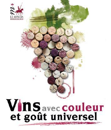 El eslogán de los vinos DO La Mancha en francés