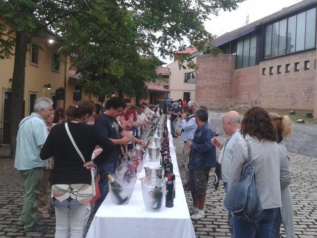 Degustacion libre con más de 130 vinos DO La Mancha