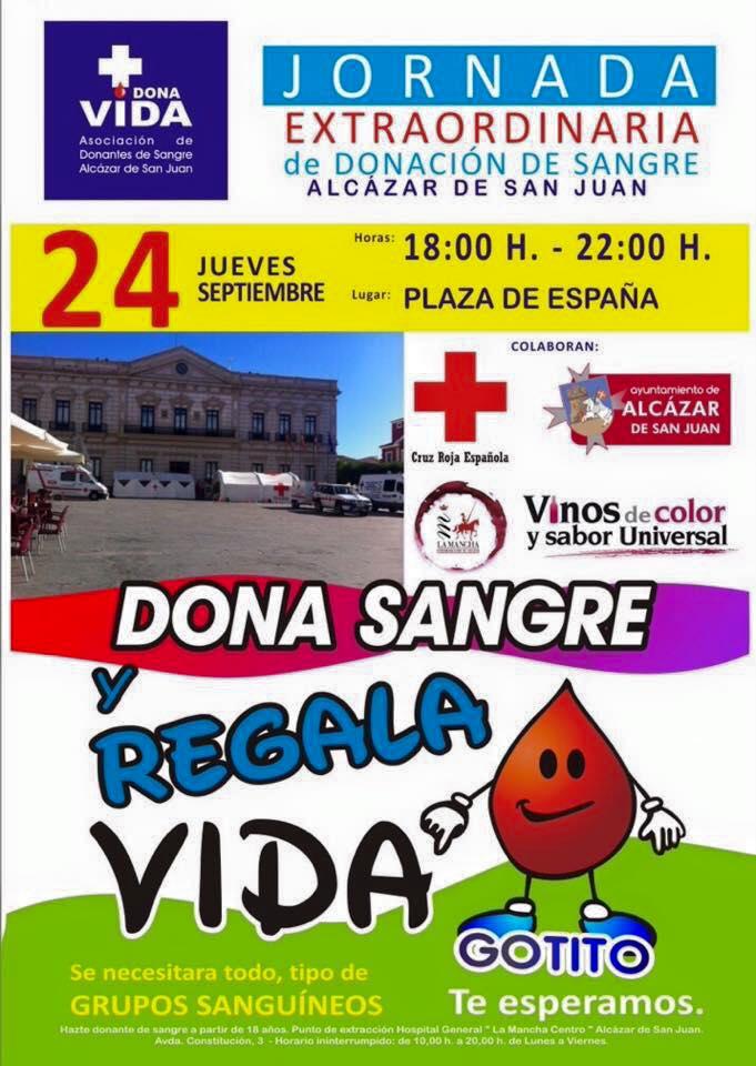 Donación sangre 2015
