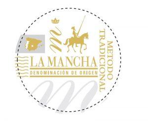 Tirilla circular DO La Mancha para vinos espumosos