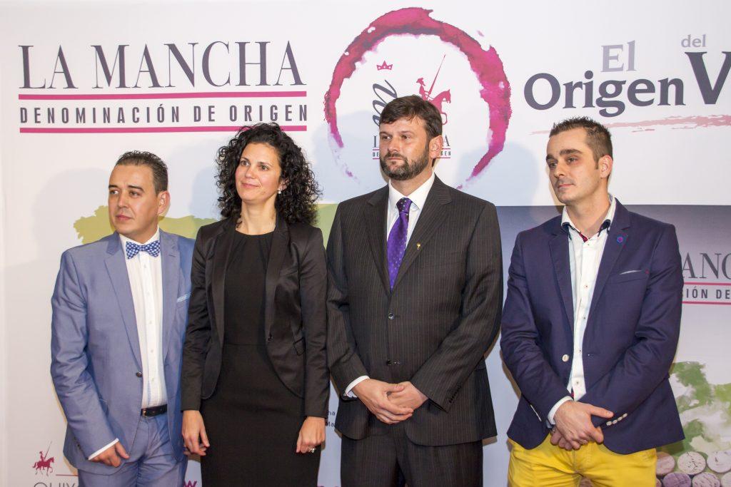 Premios Profesionales, todos ellos de la ciudad de Toledo, capital gastronómica 2016