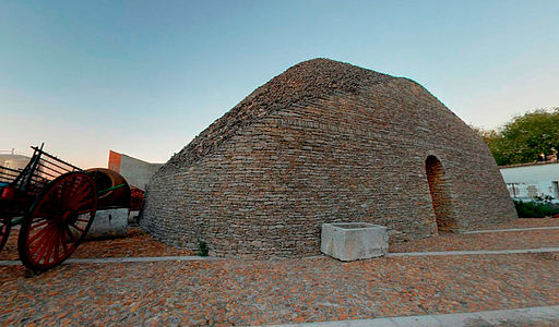Bombo_Museo_-_Museo_del_Carro_en_Tomelloso