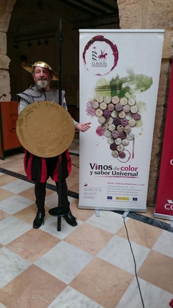Los vinos DO La Mancha ya participaron el año pasado en la feria de Villarrobledo