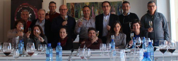 Jurado de Cata DO La Mancha 2016