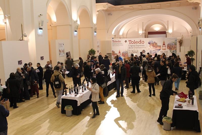 Los vinos DO La Mancha en la última presentación en la Iglesia de San Marcos