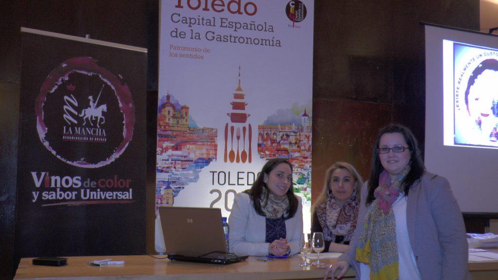 La actividad del Consejo Regulador sobre vino y mujer estuvo liderada por mujeres.