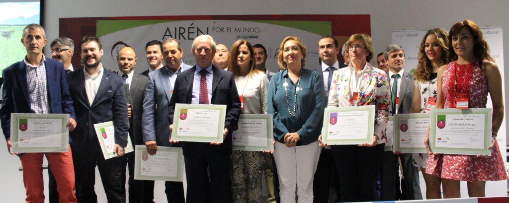 Winners wineries last year 2015