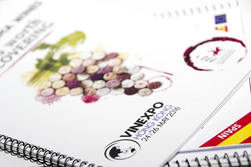 Segunda ocasión que los vinos DO La Mancha acuden a Vinexpo
