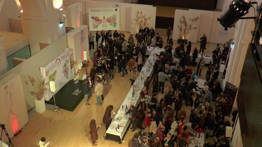 Reciente presentación en Toledo de los vinos DO La Mancha