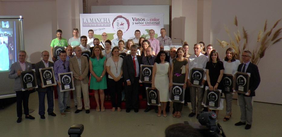 Los hosteleros de Toledo recibieron las placas del Consejo Regulador